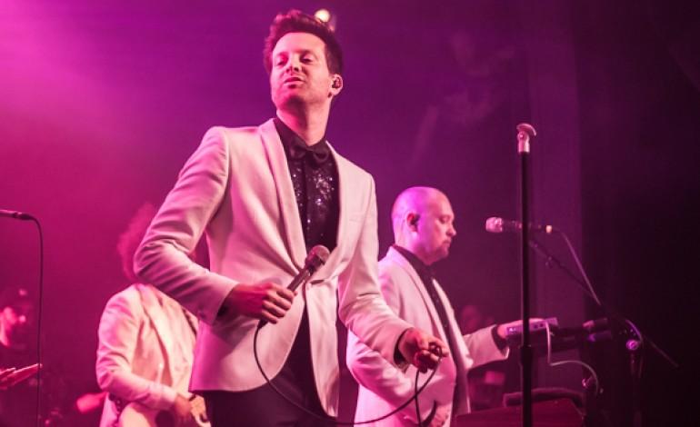 Mayer Hawthorne, Live at Teragram Ballroom, Los Angeles