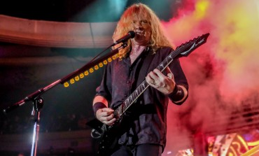 Dave Mustaine of Megadeth Reveals He Has Lyme Disease