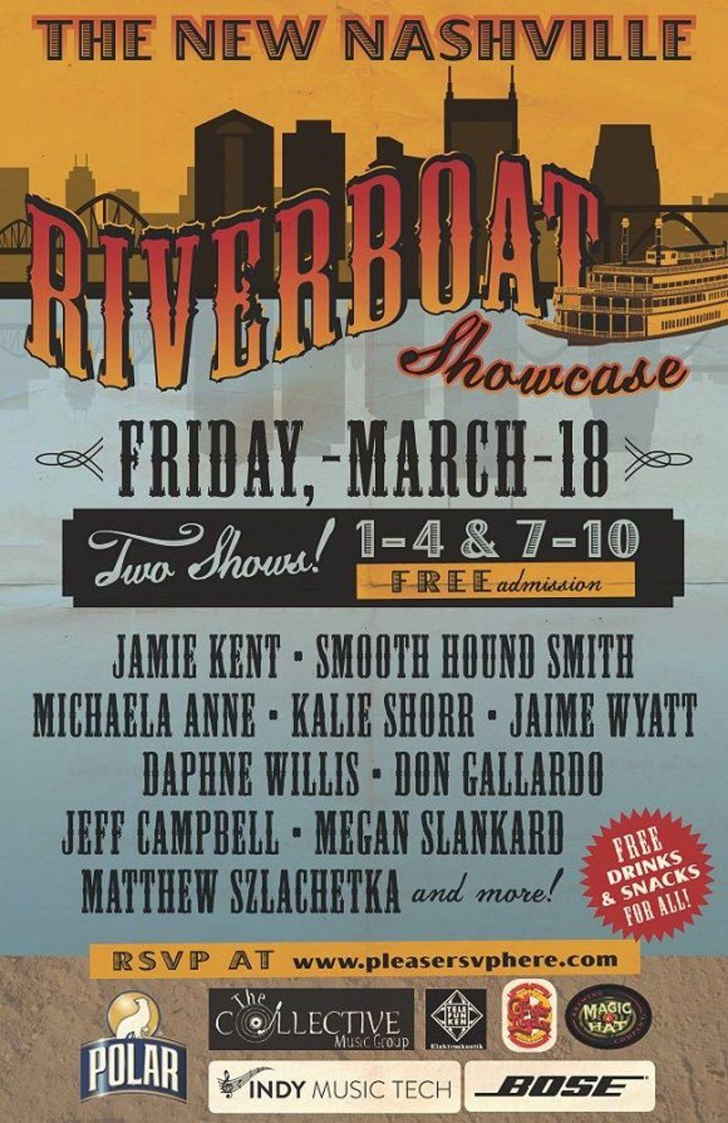 Nashville Riverboat Showcase