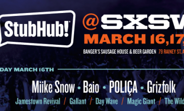 StubHub & Culture Collide SXSW 2016 Parties Announced