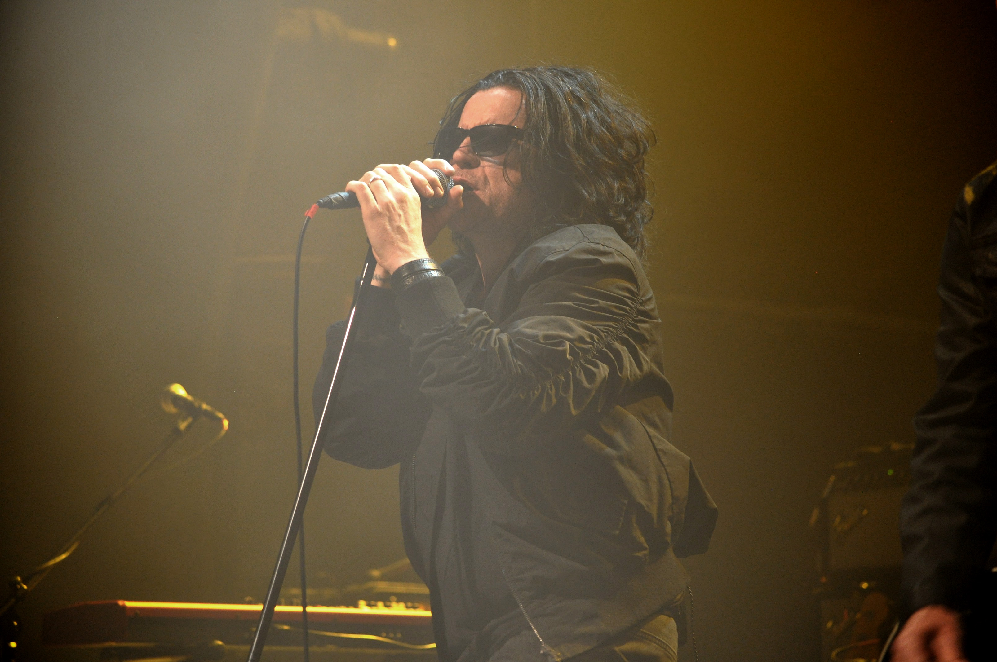 The Cult Live At The Gramercy Theatre Mxdwn Music
