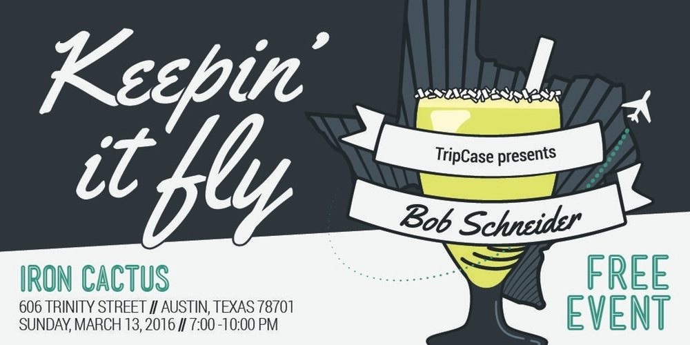 TripCase Keepin It Fly ft. Bob Schneider