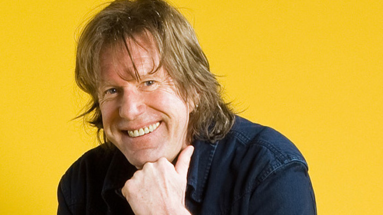 Lee Jackson And Keith Emerson Portrait Shoot