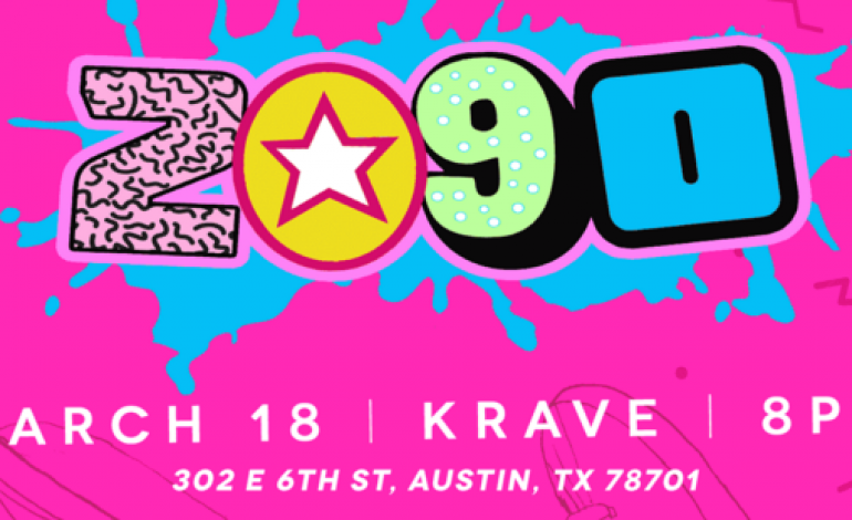 2090 SXSW 2016 Night Party Announced