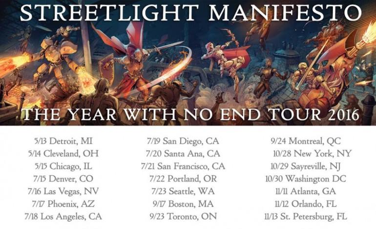 Streetlight Manifesto @ Playstation Theater