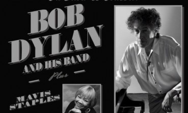 Bob Dylan w/ Mavis Staples @ The Mann 7/13