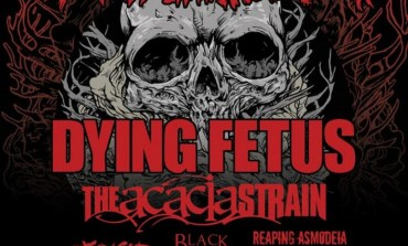 Dying Fetus @ Gramercy Theatre
