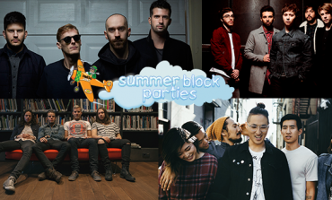 Radio 104.5 MAY Summer Block Party (X Ambassadors, Nothing But Thieves, Kaleo, Run River North) @ Festival Pier 5/1