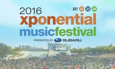XPoNential Fesitval @ BB&T Pavillion 7/22,23,24 (ft: Ryan Adams, Kurt Vile, Alabama Shakes, Gary Clark Jr)