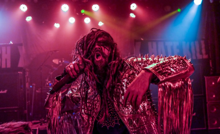 Las Rageous Announces 2019 Lineup Featuring Rob Zombie, Bring Me The Horizon and The Used
