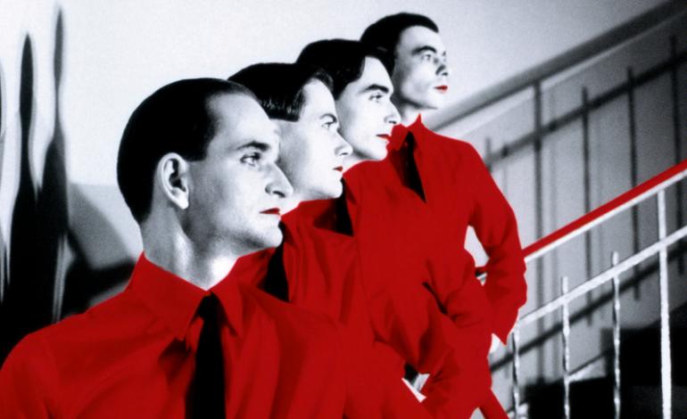 Kraftwerk 3-D Announces Fall 2016 Tour Dates