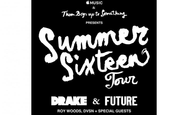 Drake & Future @ Wells Fargo 8/21