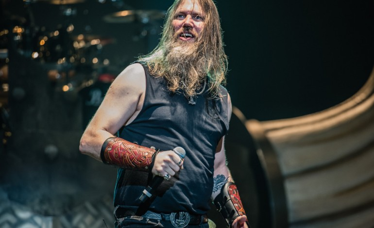 "Amon Amarth Debuts Historically Accurate Video for Single ""Shield Wall"""