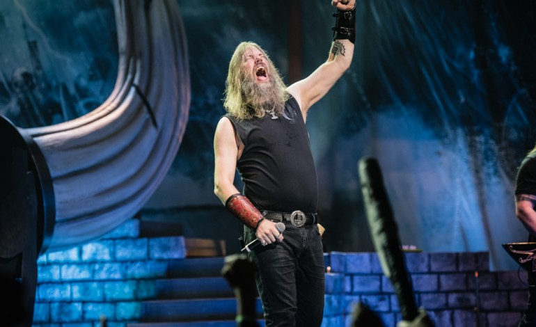 "Amon Amarth Shares Epic New Video for ""Crack The Sky"" Off Their 11th Studio Album"