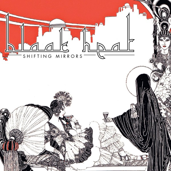 Blaak Heat - Shifting Mirrors_album cover