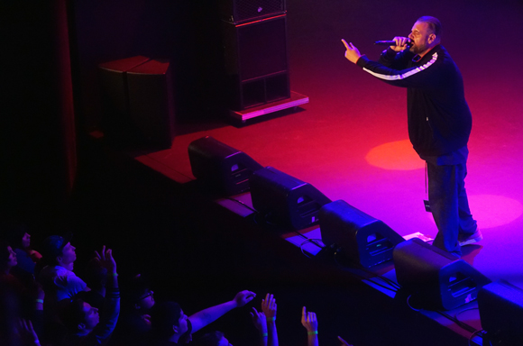Photos: Aesop Rock Live at The Novo in Los Angeles - mxdwn Music