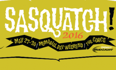 High Winds Affect Day Three Of Sasquatch Festival 2016