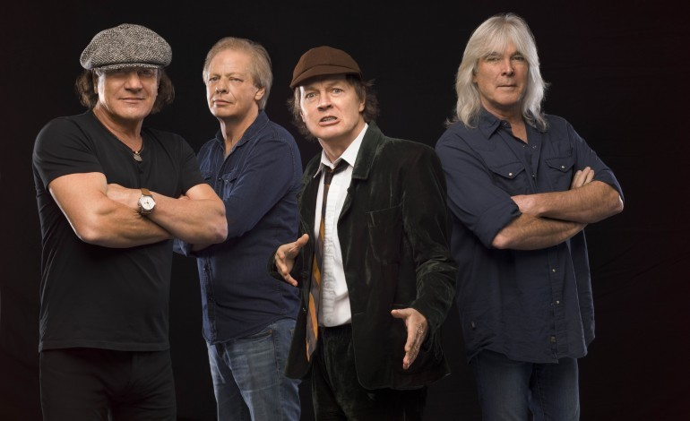 "Close Sources Say Brian Johnson will ""Absolutely"" Tour with AC/DC Again"