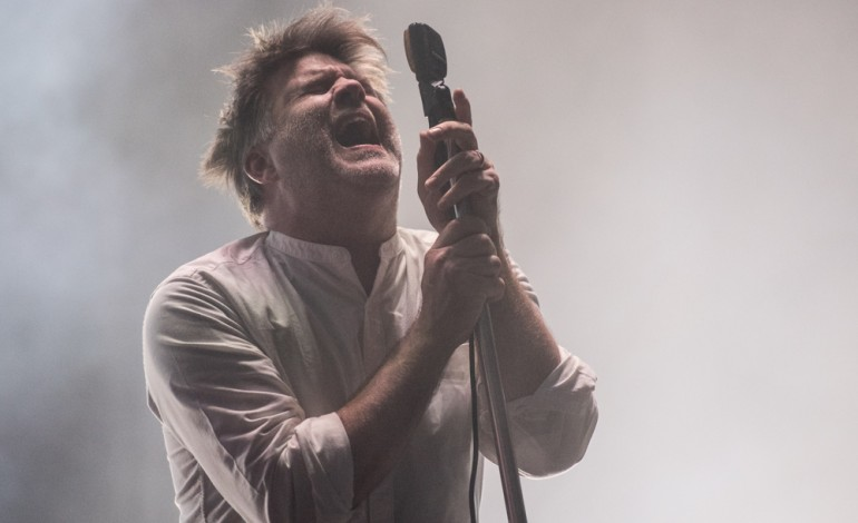 David Bowie And James Murphy From LCD Soundsystem Almost Collaborated On An Album