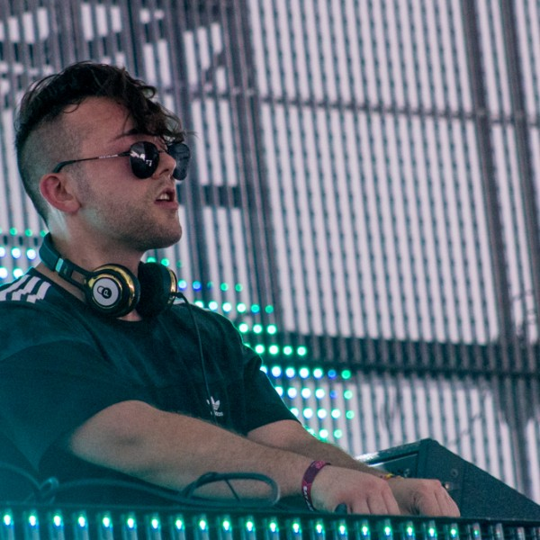 Salva on Day 1 of HARD Summer Music Festival 2016