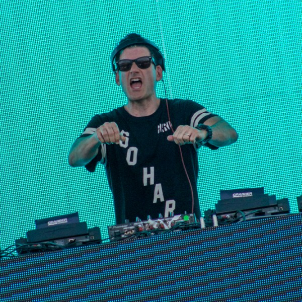 Destructo on Day 1 of HARD Summer Music Festival 2016