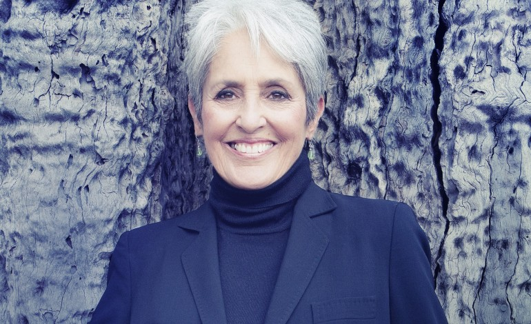Joan Baez Announces Fall 2016 Tour Dates