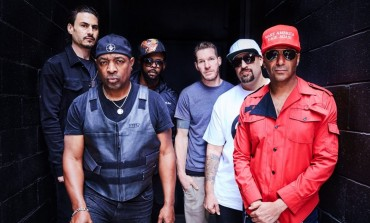 "Prophets of Rage Release Furious New Song ""Living On The 110"""