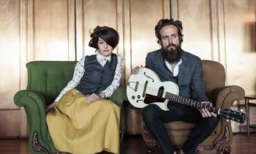 "LISTEN: Sam Beam and Jesca Hoop Release New Song ""Milky Way"""
