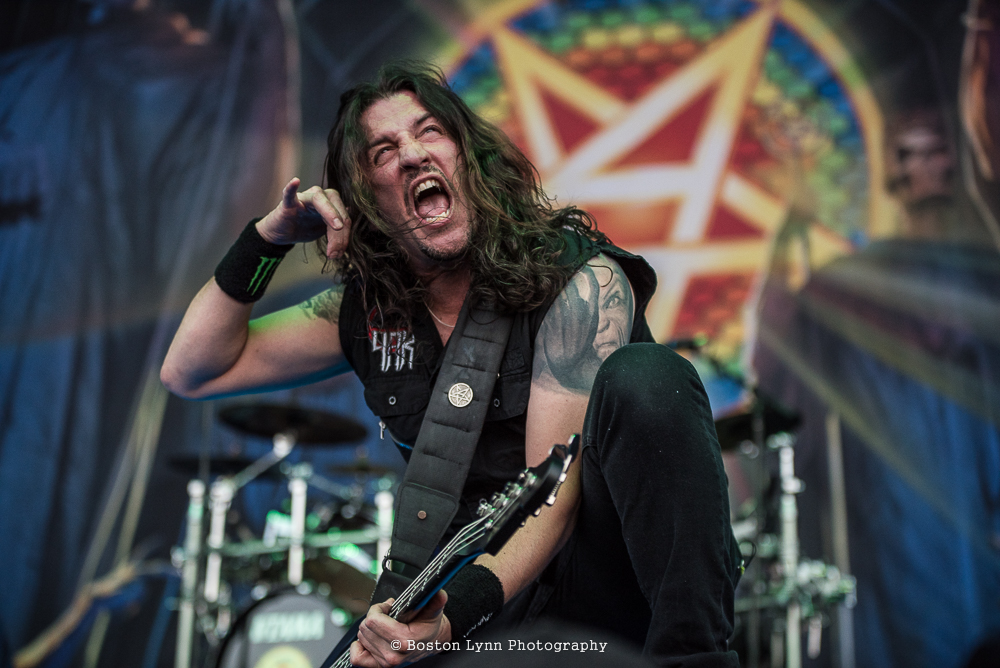 Anthrax at Knottfest