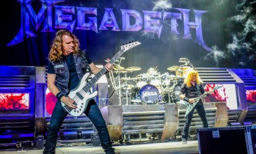 Megadeth Announces Summer 2017 Tour Dates with Meshuggah and Tesseract