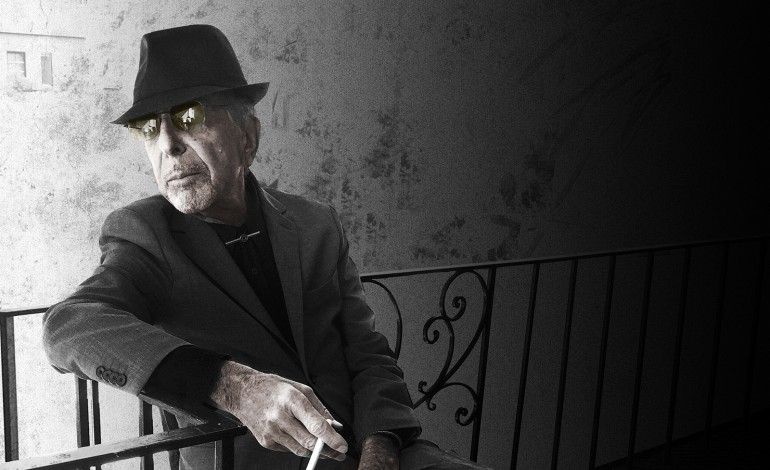 "LISTEN: Leonard Cohen Releases New Song ""You Want It Darker"""