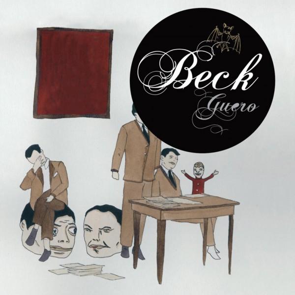 Beck Announces Vinyl Back Catalog Reissue For October 2016