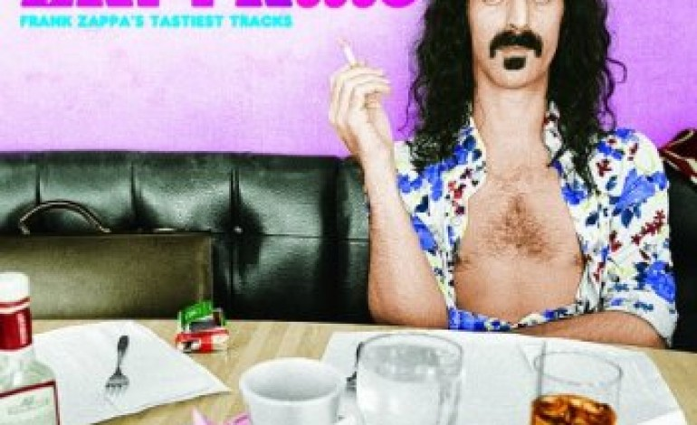 Frank Zappa Announces Compilation Album ZAPPAtite For September 2016 Release