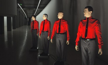 Kraftwerk Performing for ACL Live at the Moody Theater 7/1