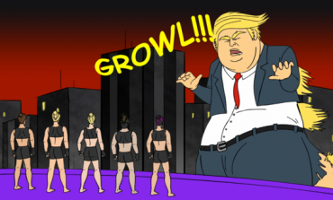 """WATCH: Female Warriors Battle Trumpzilla in New Puscifer Video for """"The Arsonist"""""""