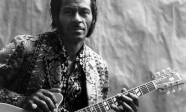 Chuck Berry Announces First New Studio Album in Four Decades for 2017 Release