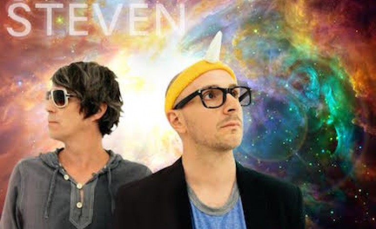 Blues Clues' Steve Burns And Flaming Lips' Guitarist Steven Drozd Form New Band Steve-n-steveN And Announce Album Foreverywhere