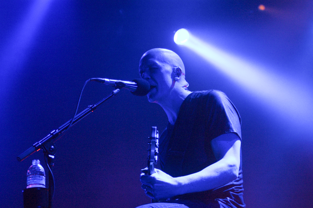 """Devin Townsend Responds to Similarities Between Riff on New Machine Head Song and Strapping Young Lad's """"Love?"""""""