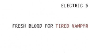Electric Six - Fresh Blood for Old Vampyres