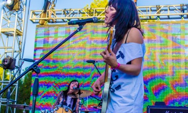 "The Coathangers Say ""F The NRA"" in New Video and Share Essay Featuring Kathleen Hanna and Brendan Canty"