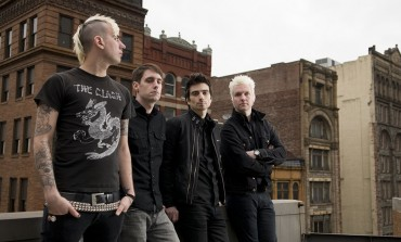 "Anti-Flag Featuring P.O.S & Tom Morello Release New Song ""Without End"""