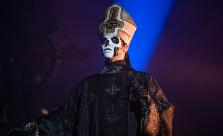 "Watch Papa Emeritus Zero Reluctantly Accept Cardinal Copia as the ""New"" Ghost Frontman"