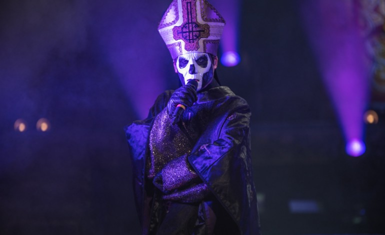 Tobias Forge Details Upcoming Ghost Album in Unmasked Interview