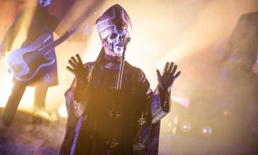 "Ghost Play First Show with ""New"" Frontman Cardinal Copia"
