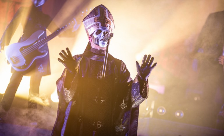 Ghost Reveal the Deaths of Papa Emeritus I, II and III and Announce Headlining Arena Shows