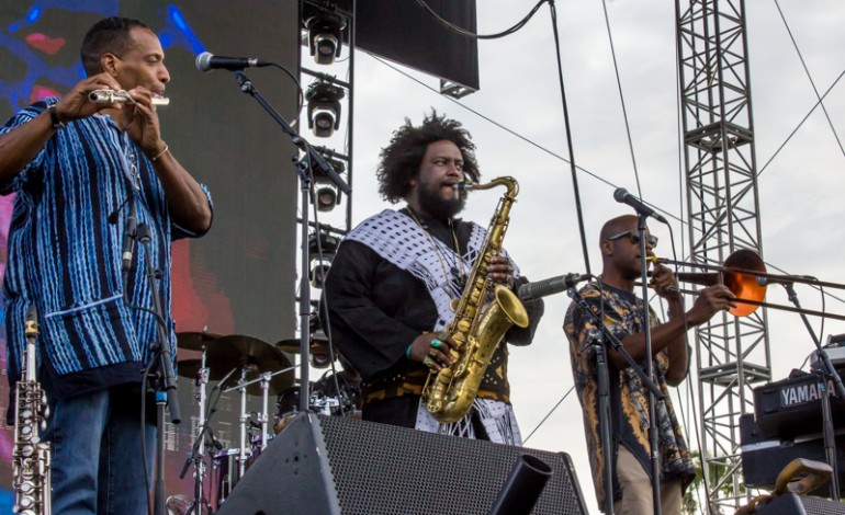 Kamasi Washington Cuts Vienna Show Short After Claiming That Security Guard Assaulted His Father