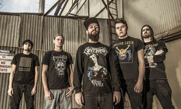 """Allegaeon Release Brutal-Yet-Melodic Death Metal Song """"Extremophiles (B)"""""""