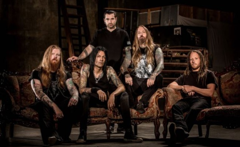 Devildriver Announces New Covers Album Outlaws 'Till The End Vol 1 Featuring Hank Williams III, Glenn Danzig and Randy Blythe For July 2018 Release