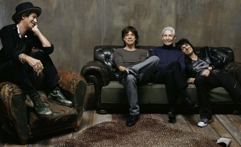 "Rolling Stones Release New Video for ""Ride Em On Down"""