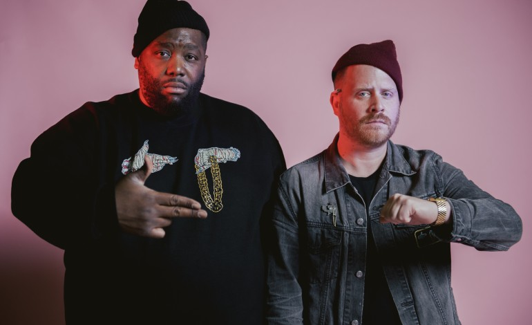 Run The Jewels @ City National Civic 2/2